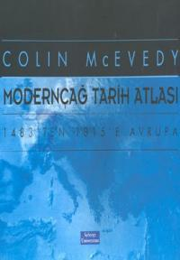 Modernçağ Tarih Atlası-1483'ten 1815'e Avrupa