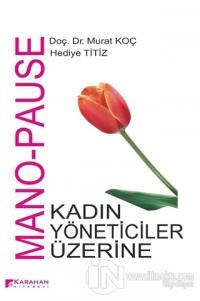 Mono - Pause %15 indirimli Murat Koç