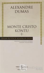 Monte Cristo Kontu 1 (Ciltli)