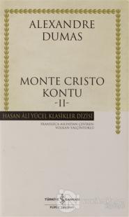 Monte Cristo Kontu 2 (Ciltli)