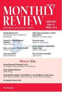 Monthly Review Sayı - 31