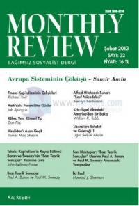 Monthly Review Sayı - 32