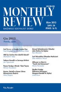 Monthly Review Sayı - 34