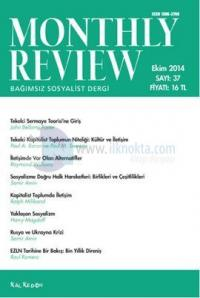 Monthly Review Sayı - 37