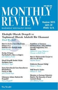 Monthly Review Sayı - 39