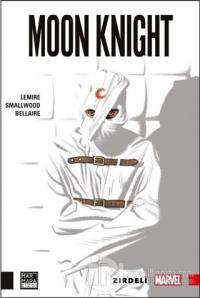 Moon Knight Cilt 1: Zırdeli