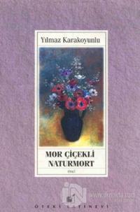 Mor Çiçekli Naturmort