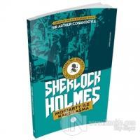 Moriarty ile Karşılaşma - Sherlock Holmes Sir Arthur Conan Doyle