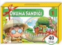 Morpa Kampüs Okuma Sandığı 1 - 40 Kitap Takım