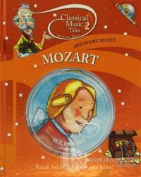 Mozart  - Anton's Big Secret (Ciltli)