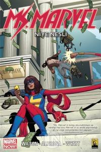 MS Marvel - Cilt 2