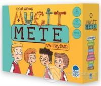 Mucit Mete ve Tayfası 3. Sınıf Hikaye Seti (10 Kitap Takım)