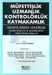 Müfettişlik Uzmanlık Kontrol.sına.h