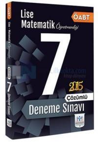Müfredat 2015 ÖABT Lise Matematik Öğretmenliği 7 Deneme