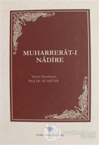 Muharrerat-ı Nadire (Ciltli)