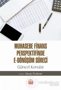 Muhasebe Finans Perspektifinde E-Dönüşüm Süreci