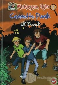 Muhteşem Üçlü 1. Kitap - Cennette Panik (Ciltli)