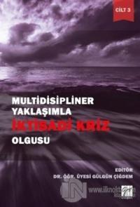 Multidisipliner Yaklaşımla İktisadi Kriz Olgusu Cilt 3