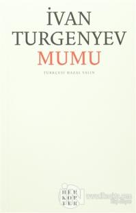 Mumu %20 indirimli Ivan Sergeyeviç Turgenyev