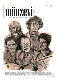Münzevi Sanat Aylık Edebiyat Kültür ve Sanat Dergisi Sayı 6 - 2020 Kol