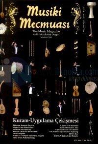 Musiki Mecmuası Sayı: 470The Music MagazineAylık Müzikoloji DergisiKuram-Uygulama Çekişmesi