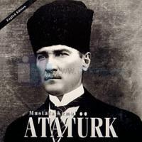 Mustafa Kemal Atatürk-Büyük-İng.