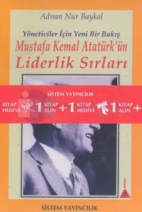 Mustafa Kemal Atatürk'ün Liderlik Sırları Kitabını Alana Etkili Liderlik Eğitimi E.L.E. Kitabı Hediye
