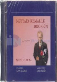 Mustafa Kemalle 1000 Gün (Kitap+Kaset)