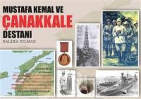 Mustafa Kemal ve Çanakkale Destanı %25 indirimli Saliha Yılmaz