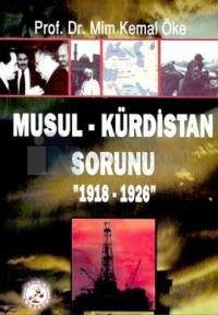 Musul-Kürdistan Sorunu %30 indirimli Mim Kemal Öke