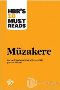 Müzakere Harvard Business Review