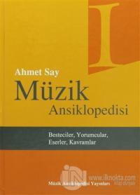 Müzik Ansiklopedisi (3 Cilt Takım) (Ciltli) %5 indirimli Ahmet Say