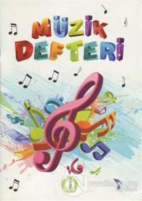 Müzik Defteri (Büyük Boy)