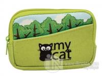 My Cat Para Kesesi - Yeşil
