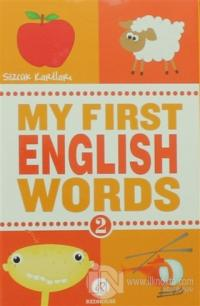 My First English Words 2 (Sözcük Kartları)