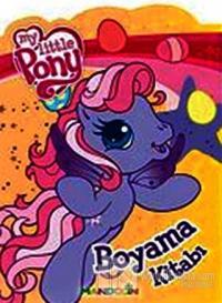 My Little Ponny Boyama Kitabı - Turuncu