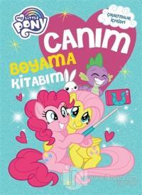 My Little Pony Canım Boyama Kitabım Kolektif