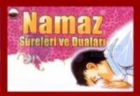 Namaz Sureleri ve Duaları (Kartela)