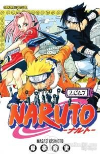 Naruto 2. Cilt %35 indirimli Masaşi Kişimoto