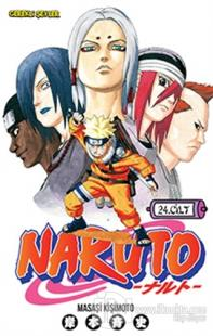 Naruto 24. Cilt
