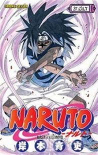 Naruto 27. Cilt