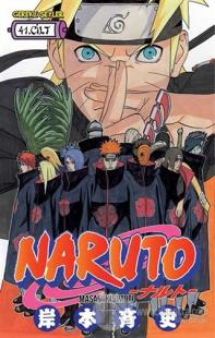 Naruto 41. Cilt %35 indirimli Masaşi Kişimoto