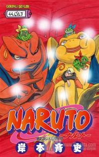 Naruto 44.Cilt Masaşi Kişimoto