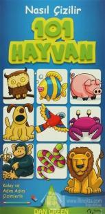 Nasıl Çizilir - 101 Hayvan