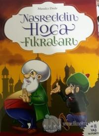 Nasreddin Hoca Fıkraları - Masalcı Dede (14 Punto)
