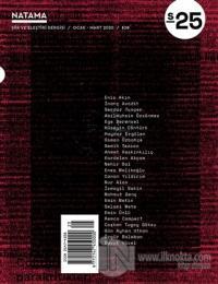 Natama Şiir ve Eleştiri Dergisi Sayı: 25 Ocak - Mart 2020 Kolektif