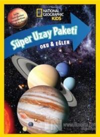 National Geographic Kids - Süper Uzay Paketi Oku Eğlen Kolektif