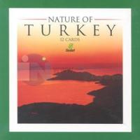 Nature of Turkey 12 Cards