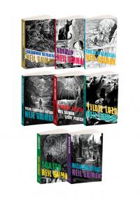 Neil Gaiman 8 Kitap Takım