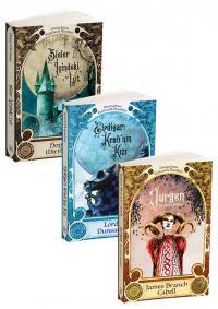 Neil Gaiman'a İlham Veren Kitaplar (3 Kitap Takım)